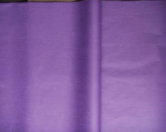 Lavender leaves 5 tissue paper size 50 cm * 75 cm