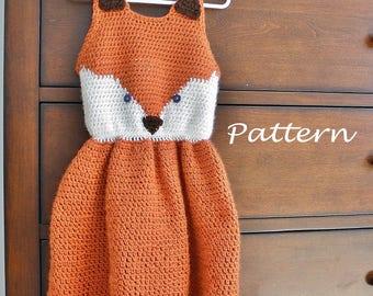 The Reyna Dress - Crochet Pattern