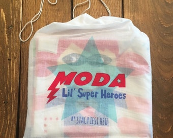 Moda Super Hero Toweling Dolls