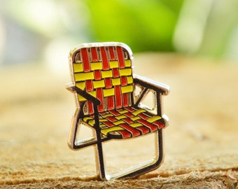 Camping Chair pin