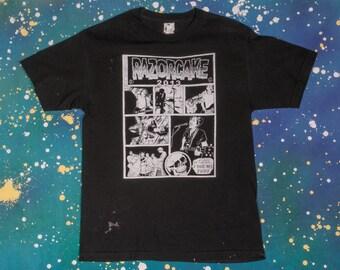 RAZORCAKE Punk Zine T-Shirt Size M