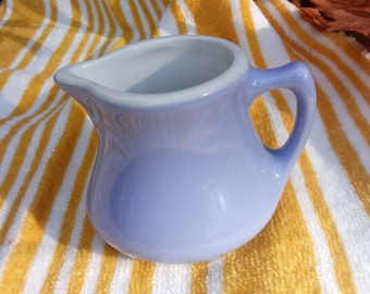 Hall Mini Pitcher - Blue and White