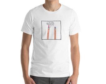 Struggling With Your Faith Short-Sleeve Unisex T-Shirt