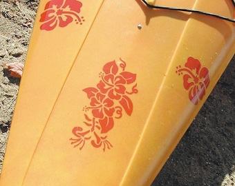 Vous choisissez conception Kayak – GRAND – sticker