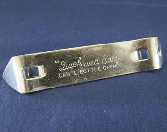 QUICK AND EASY Can & Bottle Opener Royal Industries Chicago