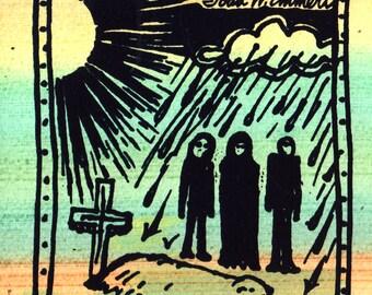Todd W. Emmert – Funeral – DTTR054 CD-R