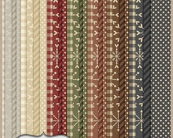 On sale 50% off Old Fashion Christmas Extra Paper