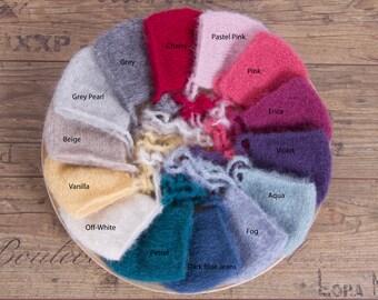 Newborn Soft Aplaca Bonnet - Newborn Bonnet