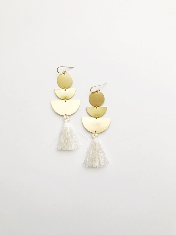 The Allison Earrings, more colors available