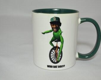 The WHO DAT BOI Mug