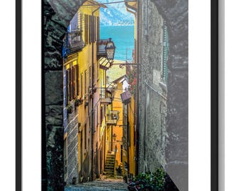 Lake Como, Italy, Print Shop for Landscape Photography & Fine Art Photography, Affordable Wall Art.