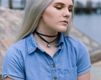 Rebecca Choker With Pendant