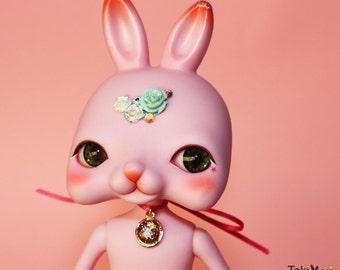 Tokissi / Tokissidoll / bunny / rabbit / sweet / pink / rose / gift