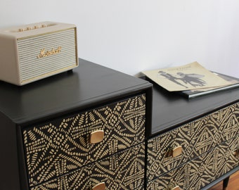 Sideboard, chest of drawers, original Alrob