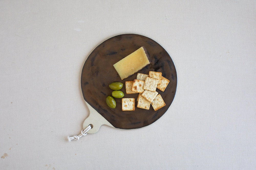 JoJo Fletcher x Etsy cheese board