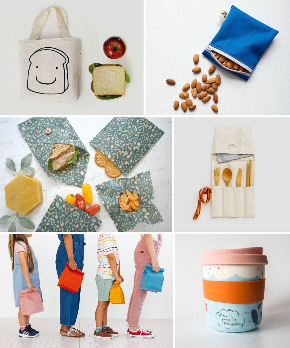 Lunchbox supplies and other back-to-school essentials from Etsy
