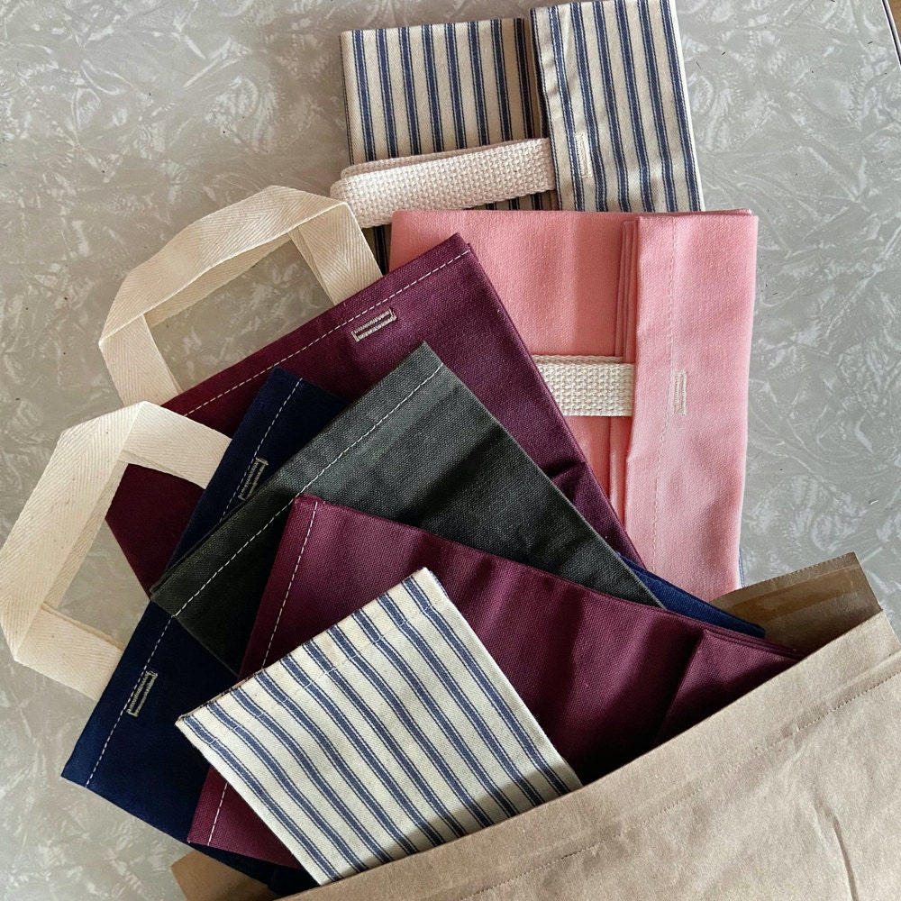 A mystery bundle of assorted bags from WAAM Industries