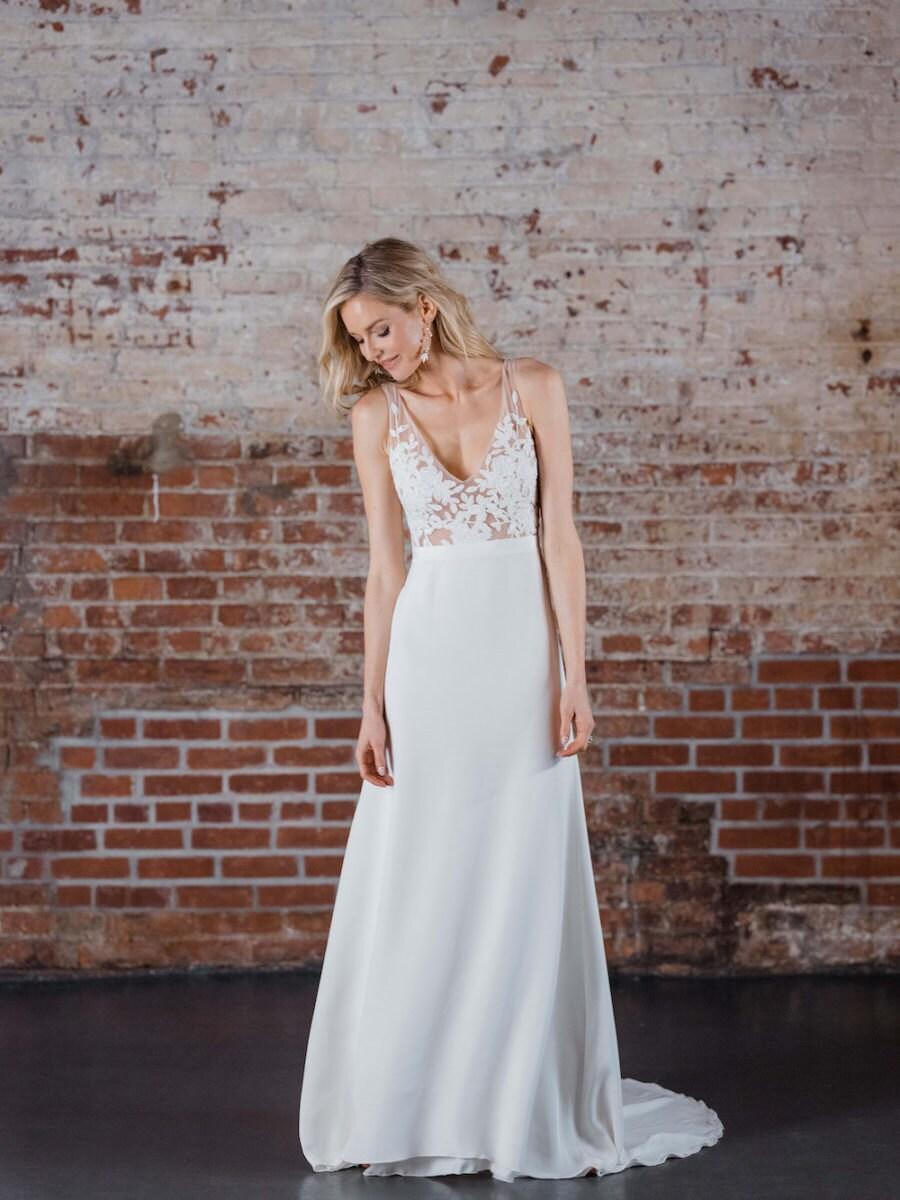 Rebecca Schoneveld's Fleur-Aimee gown