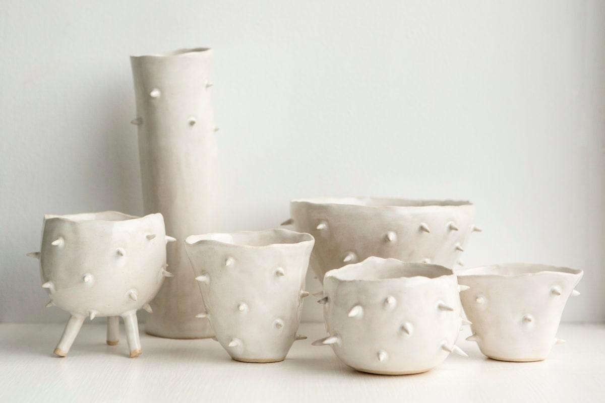 spiky vessels