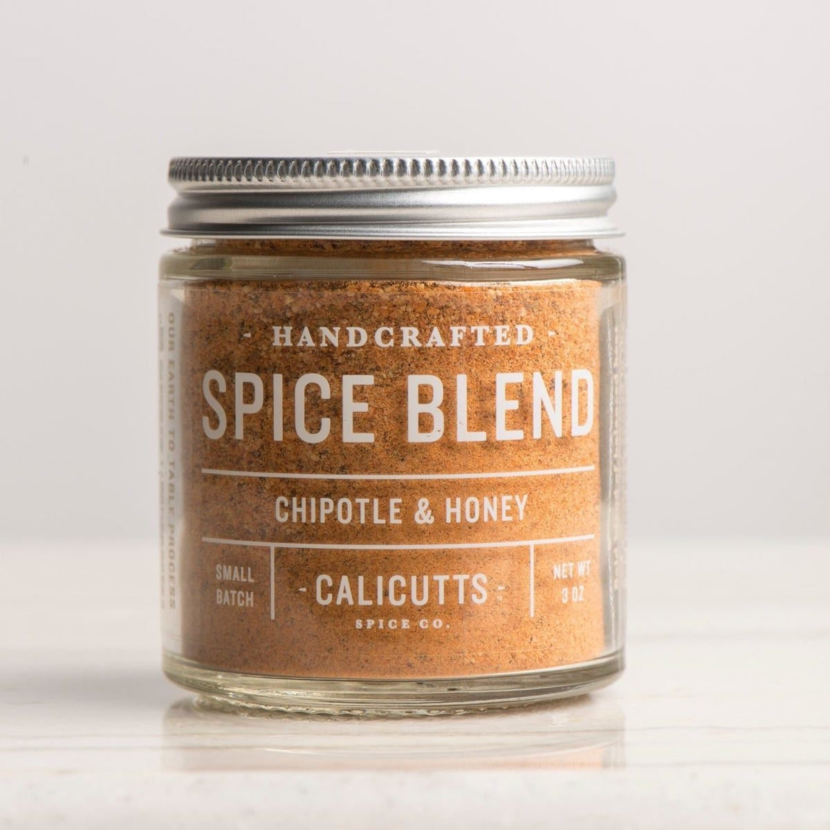 Chipotle and honey spice blend from Calicutts Spice Co.