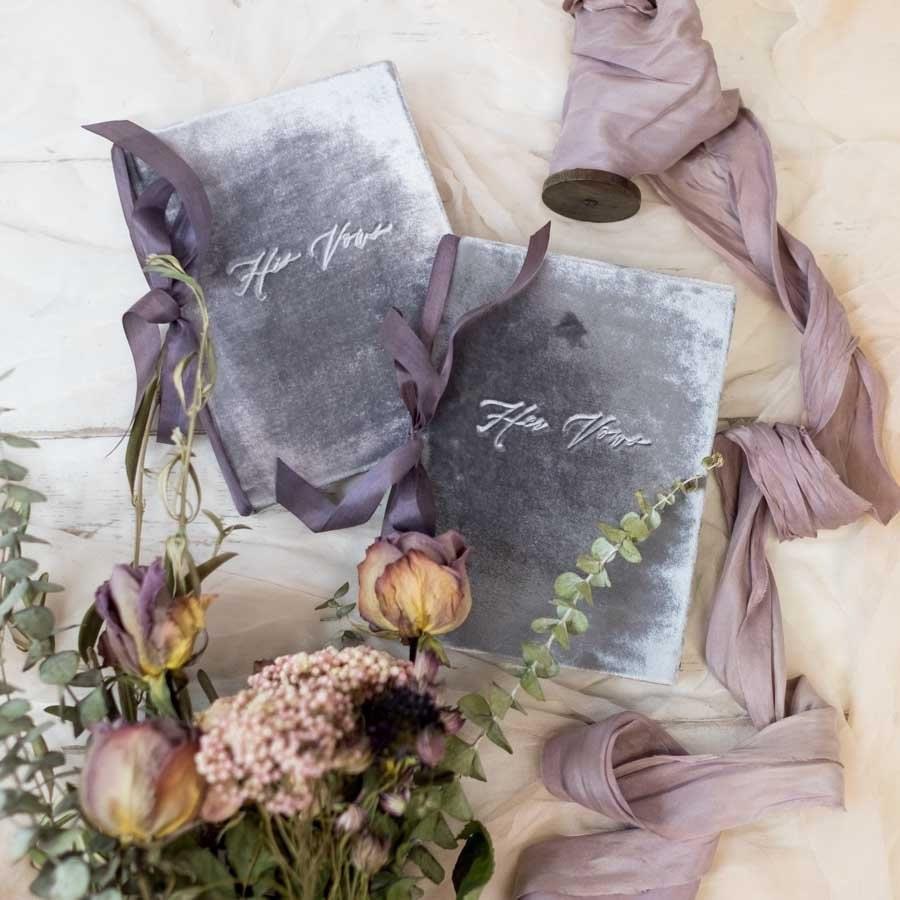 Velvet vow books from Claire Magnolia