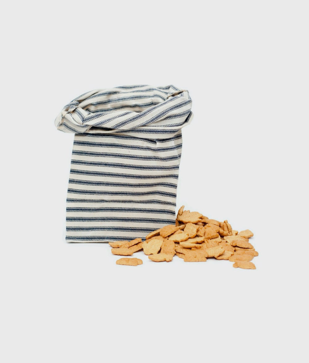 An eco-friendly snack bag from WAAM Industries.