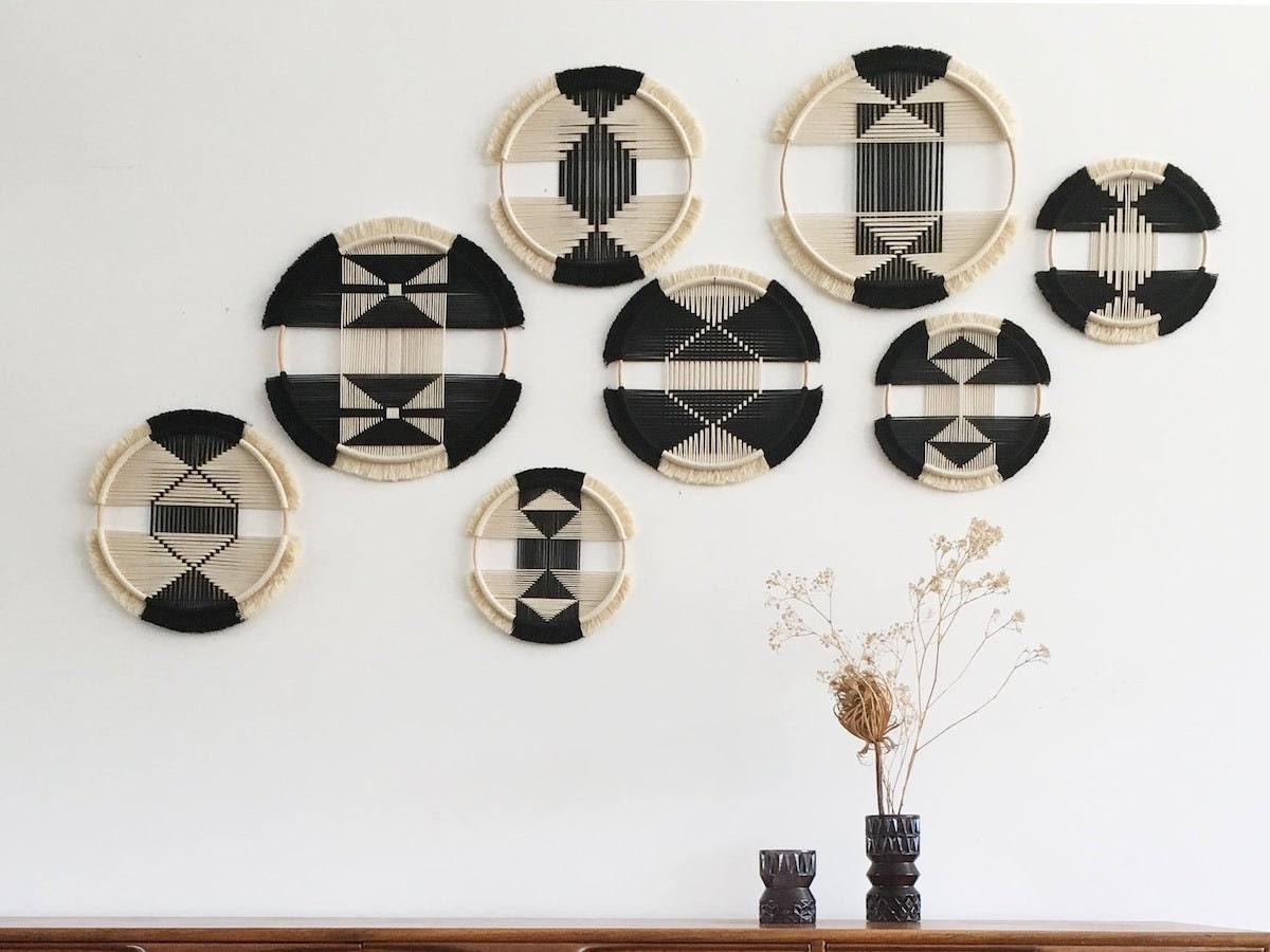 Handwoven wall hangings and more of the best dad gifts from Etsy