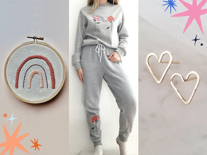 Valentine's Day gifts from Etsy