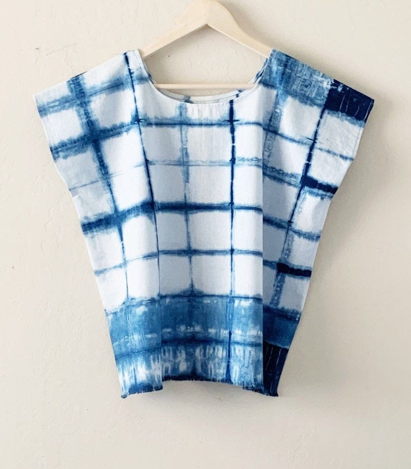 A geometric tank top from Adroit