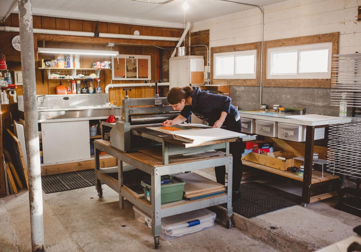 Conrad Dickerson press