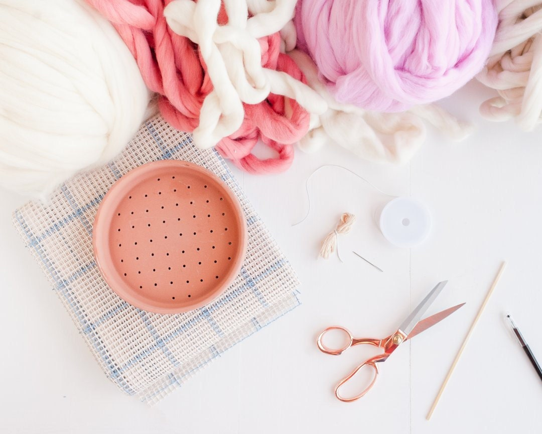 Materials for making wall pockets