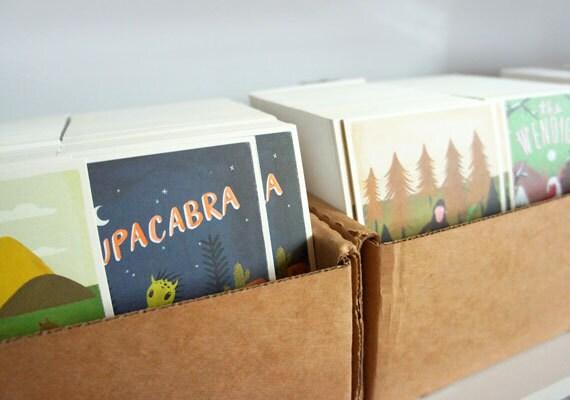etsyfeaturedshop-quillandfox-handmadecards-papergoods-inventory