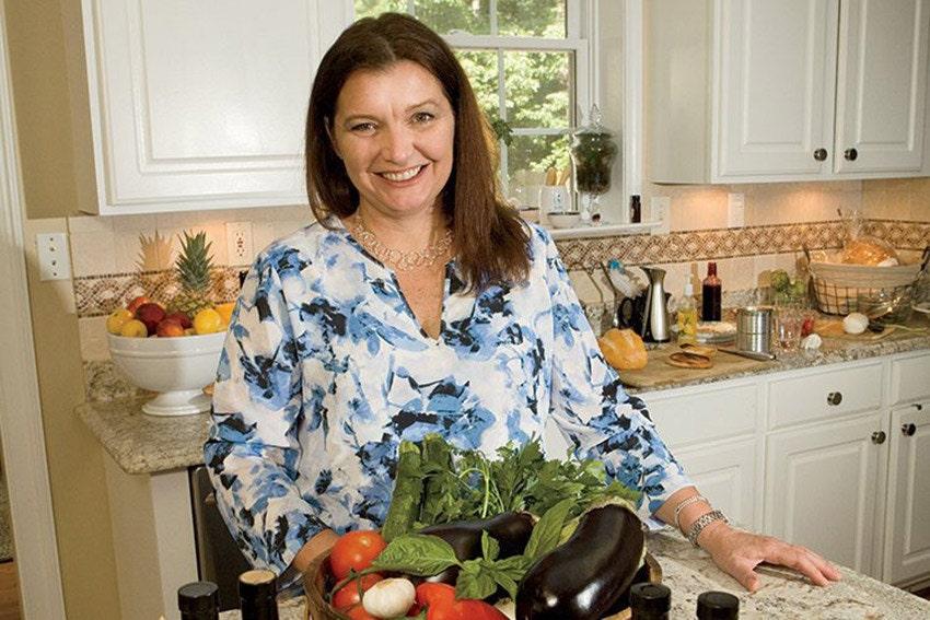 Portrait of A&A Alta Cucina owner Adriana Coppola