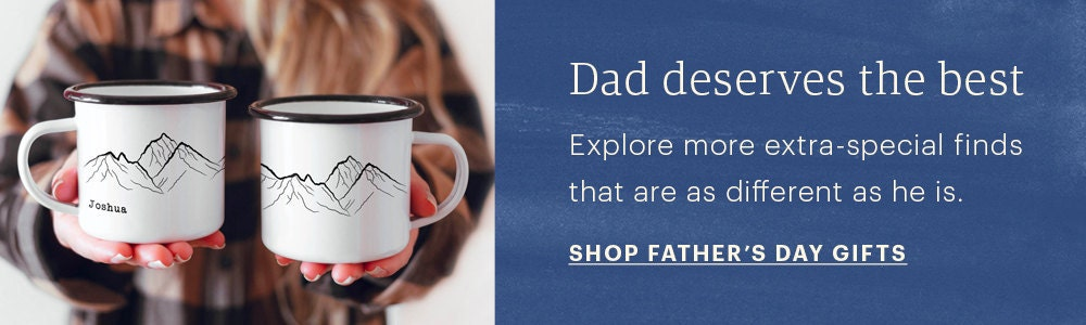 Shop more of the best dad gifts for Father's Day on Etsy