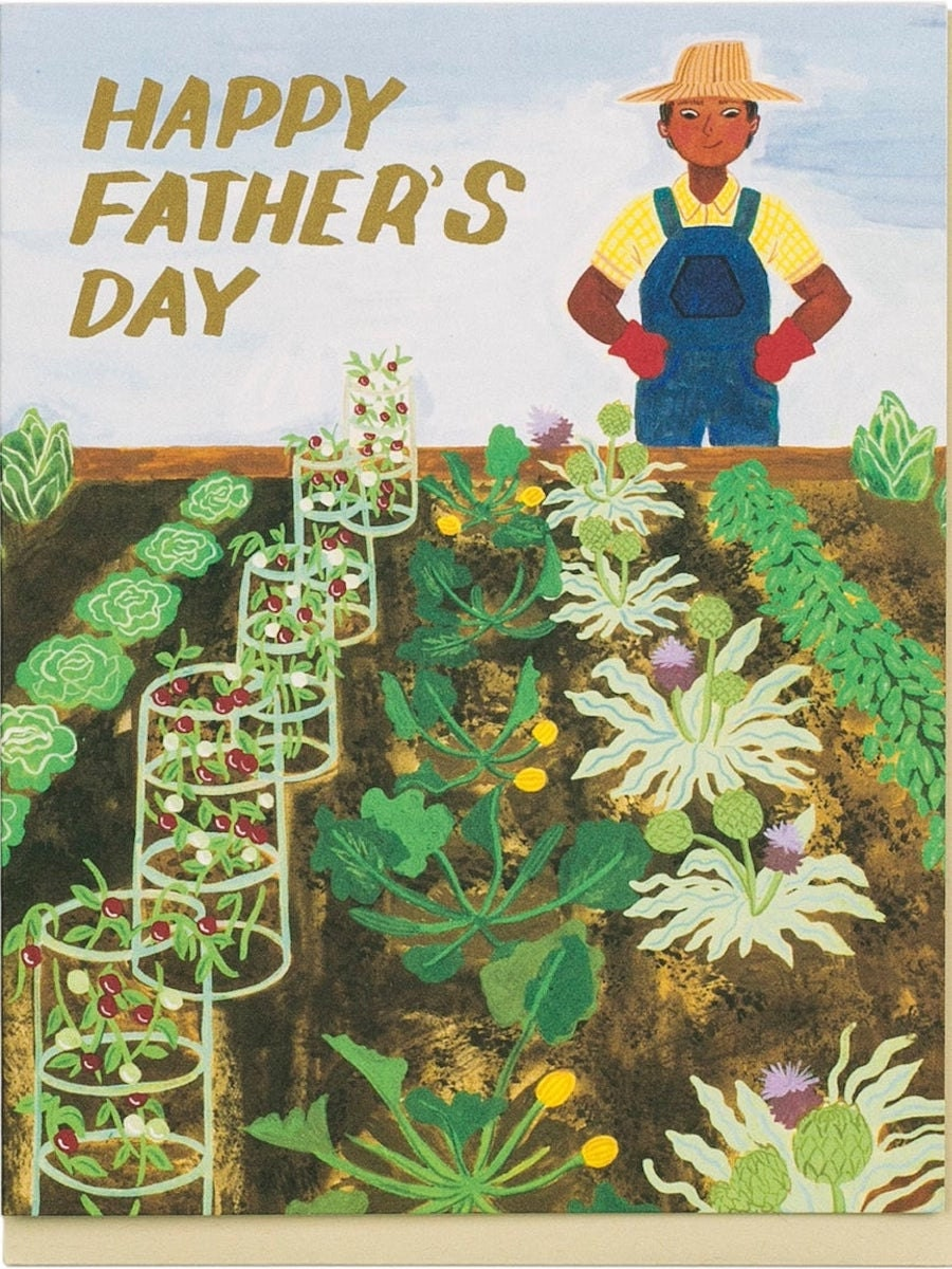 Father's Day garden card from Small Adventure, and more of the best Dad gifts from Etsy