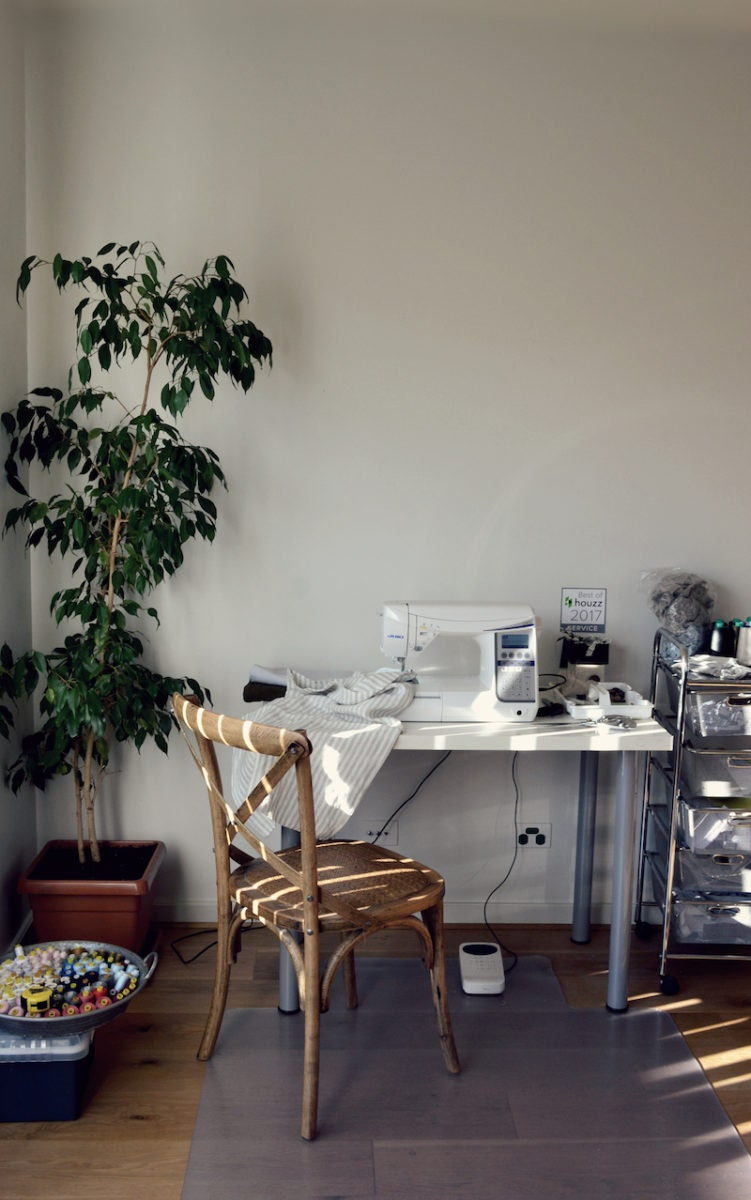 House of Baltic Linen studio in Melbourne