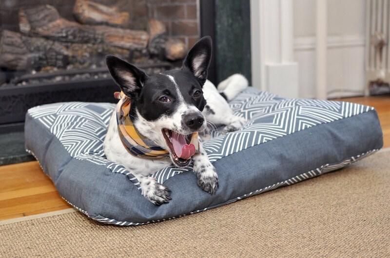 Etsy dog bed