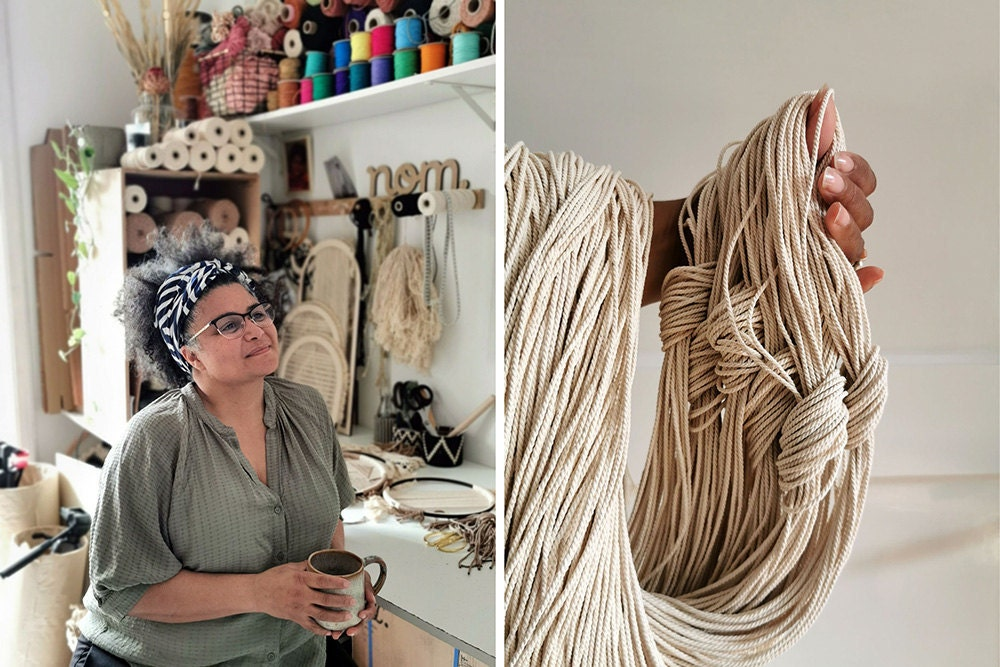 Studionom creator Nom N.P van Beveren in her studio.