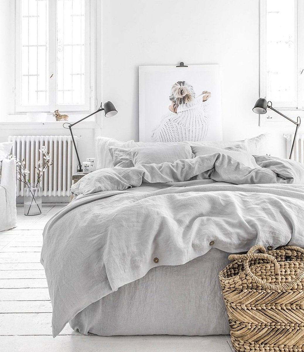 Custom bedding from Etsy