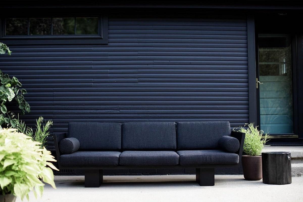 Outdoor sofa from Bertu Home