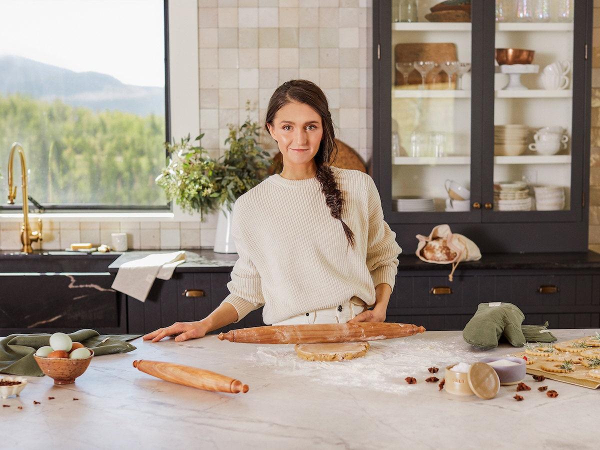 Tieghan Gerard in her Colorado kitchen