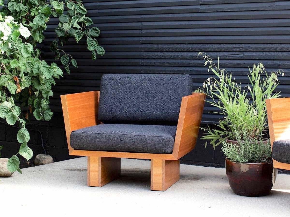 Handmade outdoor furniture from Bertu Home