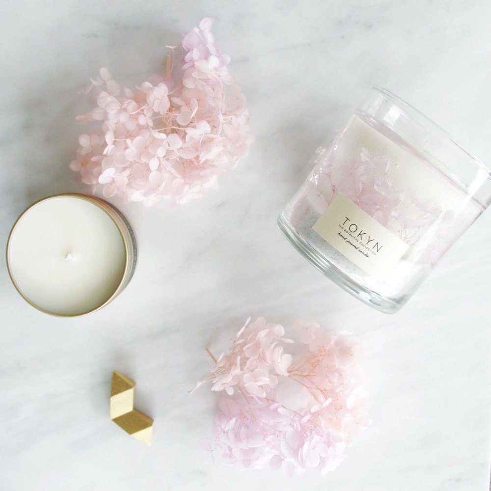 Izu Cape jasmine candle from Tokyn Candles