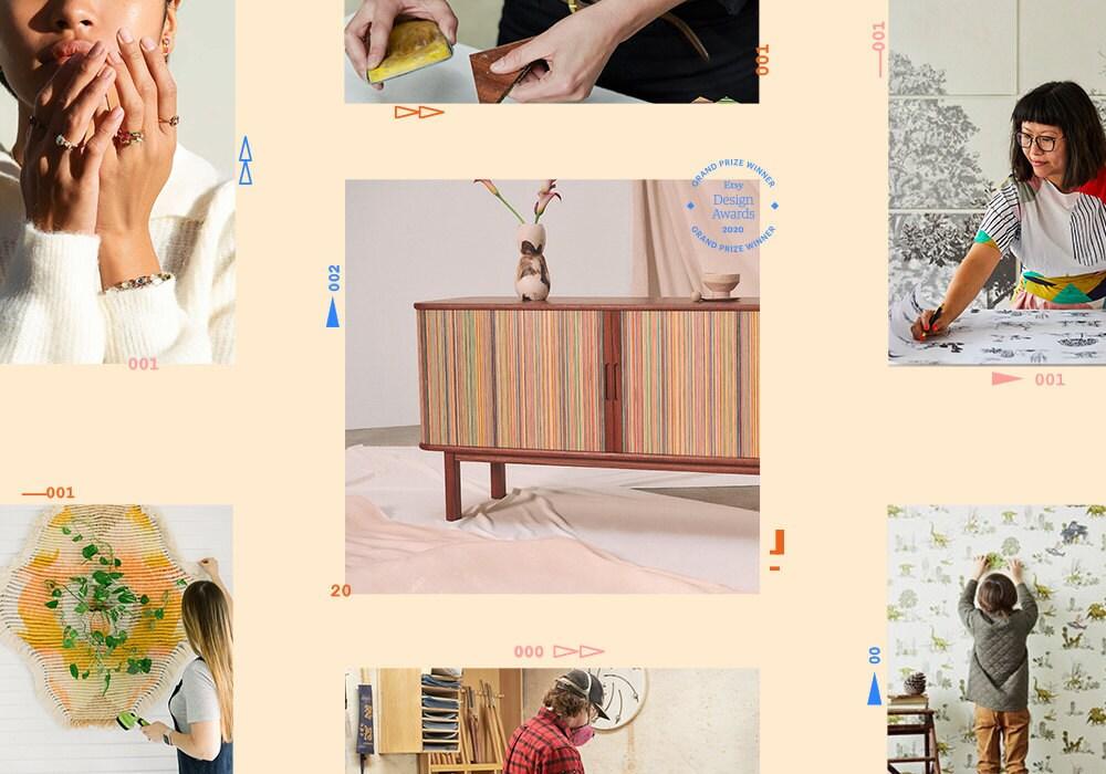 2021 Etsy Design Awards Seller Guide