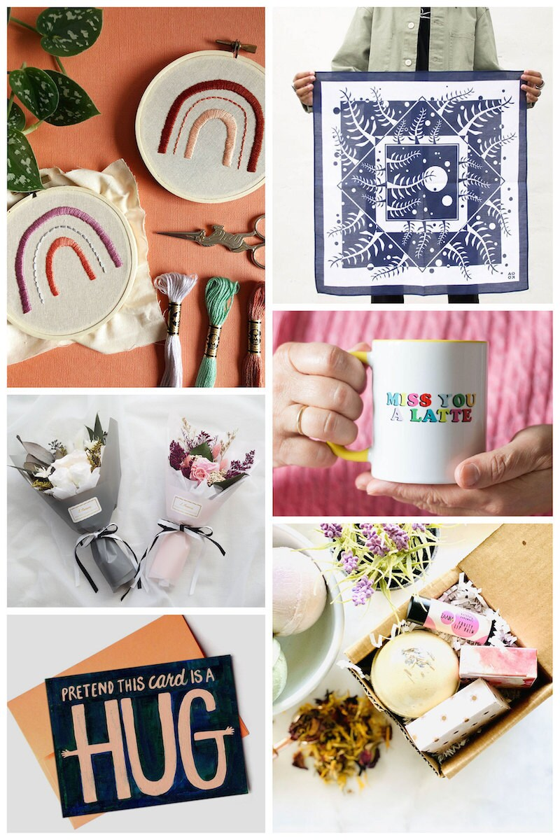 Valentine's Day gifts for faraway loved ones from Etsy