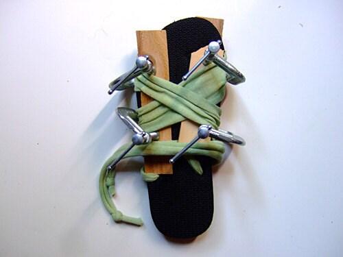 Summer Sandals Tutorial 1