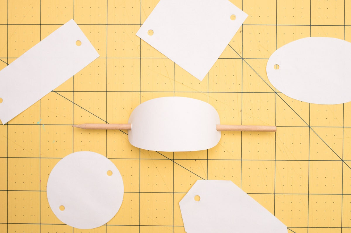 Making paper templates