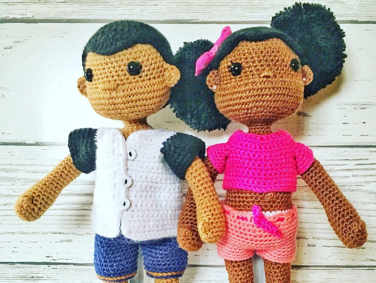 """""""Alyse & Asa"""" base pattern from A Touch of BLU Designs, on Etsy"""