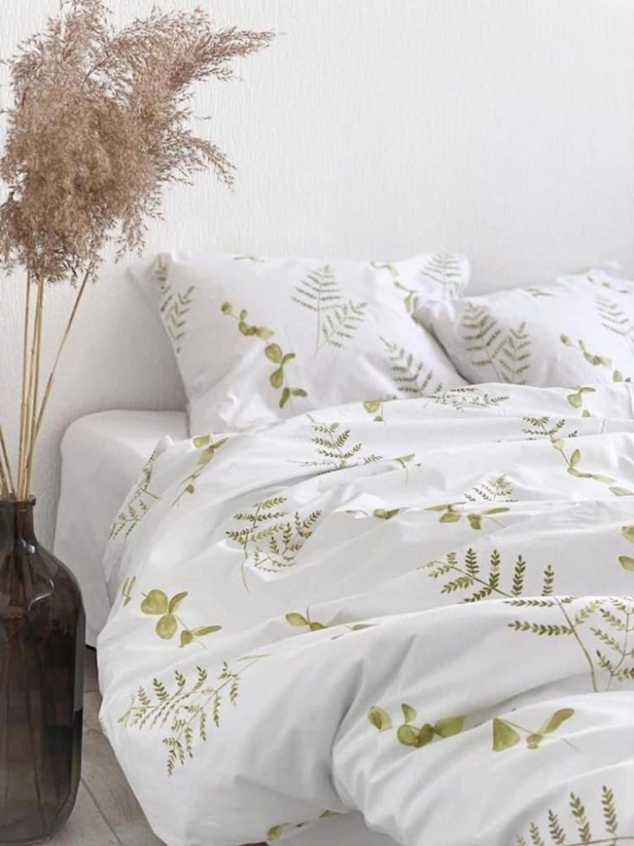 Floral bedding set from Bee Homey