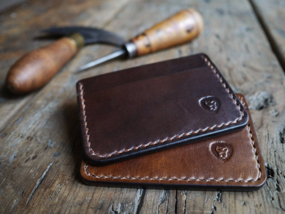 Card-holder wallet from Kingsley Leather